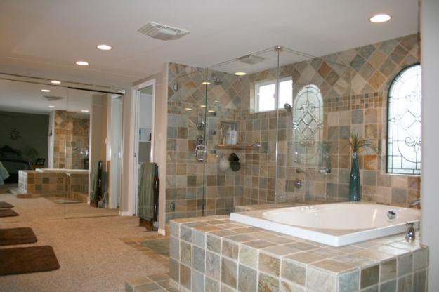 Inexpensive Bathroom Renovation Tips - Easy bathroom renovations